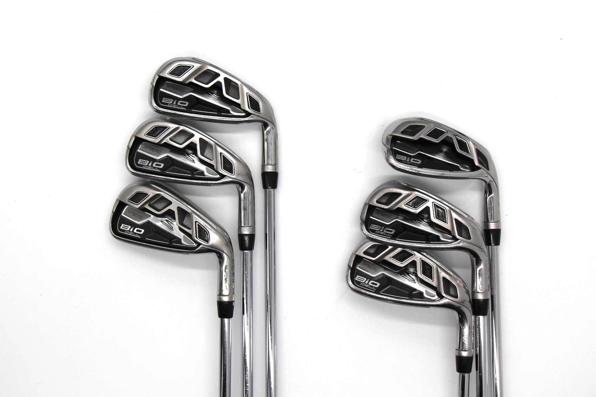 Cobra Bio Cell Iron Set