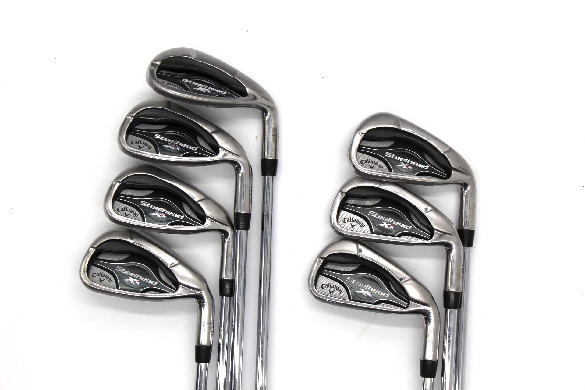 Callaway Steelhead XR 5-SW Iron Set