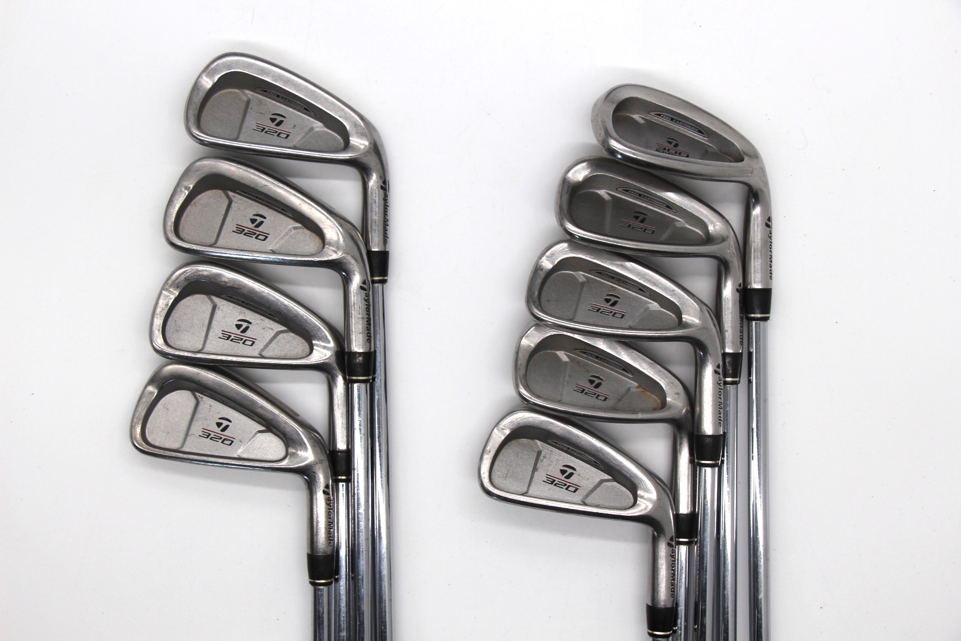 TaylorMade 320 Series 3-SW Iron Set